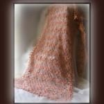 Bouquet Stole, Interweave Crochet Spring 2008